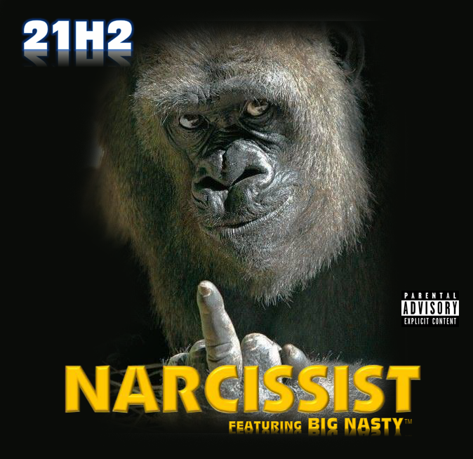 "New Single ""Narcissist"" available on iTunes!"